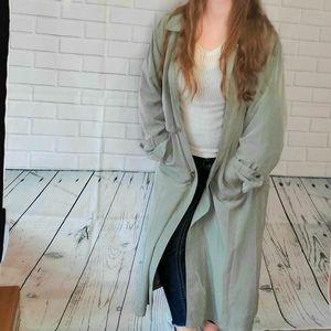 MISTY HARBOR ORIGINAL paris style trench coat 16